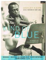 """Kind of Blue"" the Making of the Miles Davis Masterpiece  ASHLEY KAHN"